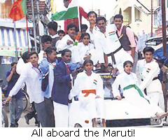 Maruti record