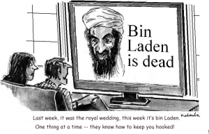 Bin Laden is dead!