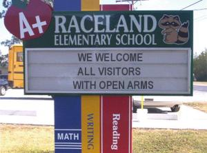 elementary-school-sign