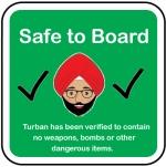 Turban Seal